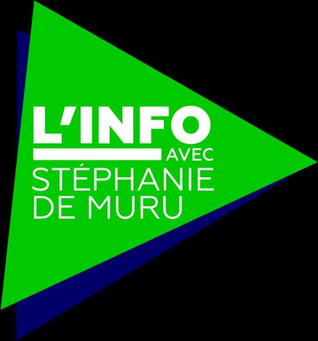 L'Info avec Stéphanie de Muru