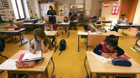 Cliché pris dans une école de Strasbourg, le 22 juin 2020 (image d'illustration).