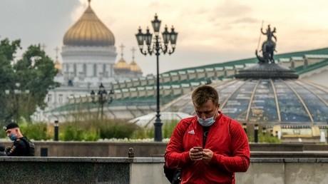Cliché pris à Moscou le 26 août 2020 (image d'illustration).