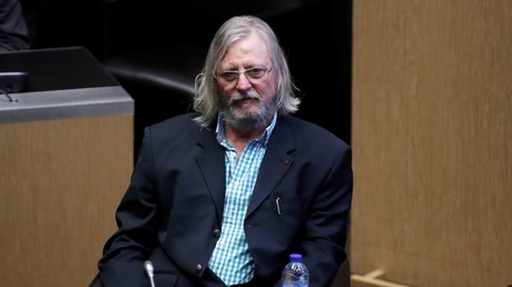 Didier Raoult lors d'une audience à l'Assemblée nationale, le 24 juin 2020 (image d'illustration).