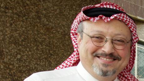 Le journaliste Jamal Khashoggi à Riyad en Arabie Saoudite le 16 mai 2010. (Image d'illustration)