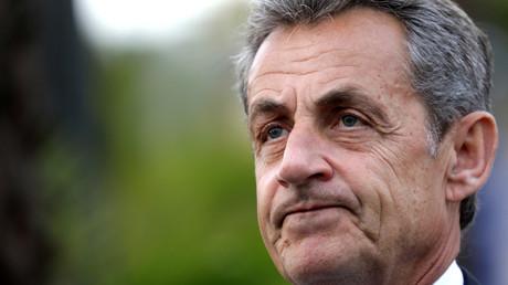 Nicolas Sarkozy en janvier 2020 (image d'illustration).