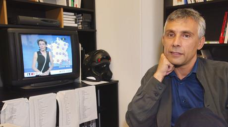 Daniel Schneidermann est le fondateur d'Arrêt sur images.