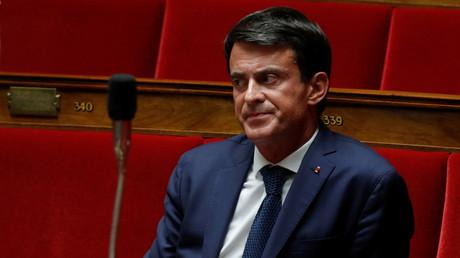 Manuel Valls à l'Assemblée nationale, le 2 octobre 2018 (image d'illustration).