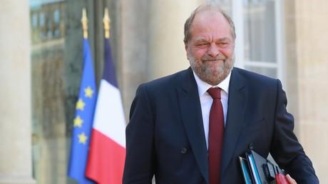 Eric Dupond-Moretti au palais de l'Elysée le 26 août 2020 (image d'illustration).