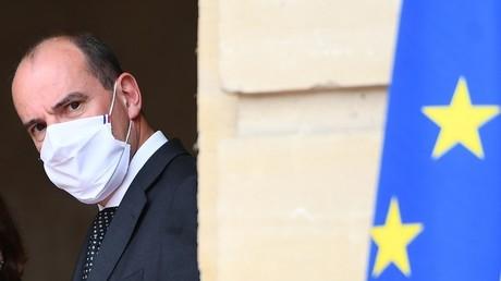 Le Premier ministre Jean Castex, à Matignon, le 24 août 2020, à Paris (image d'illustration).