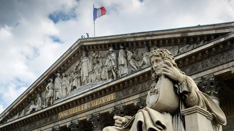 L'Assemblée nationale à Paris (image d'illustration).
