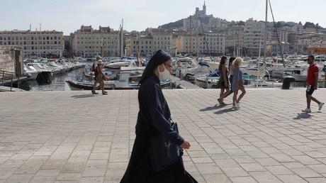 Le Vieux port de Marseille (image d'illustration).