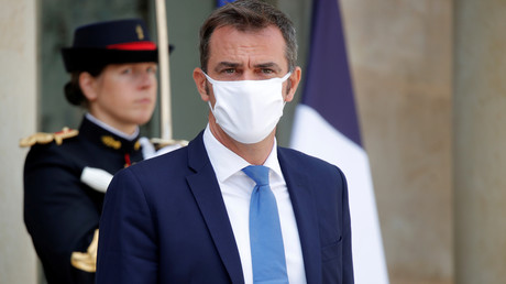 Olivier Véran le 26 août 2020 à l'Elysée (image d'illustration).