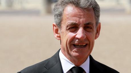 Nicolas Sarkozy le 18 juin 2020 à Suresnes (image d'illustration).