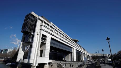 Immeuble du ministère de l'Economie et des Finances dans le quartier de Bercy à Paris (illustration).