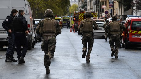 Attaque à l'arme blanche à Paris près des anciens locaux de Charlie Hebdo ce 25 septembre.