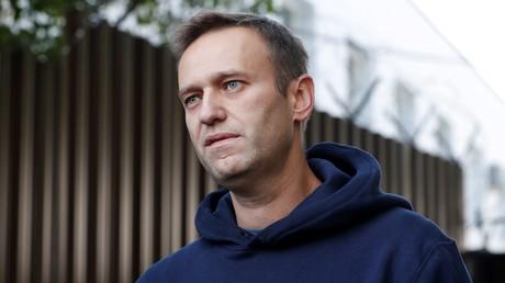 L'opposant Alexeï Navalny en août 2019 (image d'illustration).