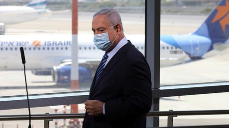 A l'ONU, Netanyahou accuse le Hezbollah de détenir des armes près de dépôts de carburant à Beyrouth