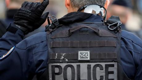 Un policier, lors d'une manifestation d'étudiants et de lycéens à Paris, le 18 décembre 2018 (image d'illustration).