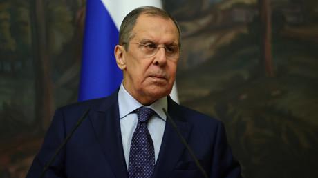 Sergueï Lavrov est le ministre russe des Affaires étrangères (image d'illustration).