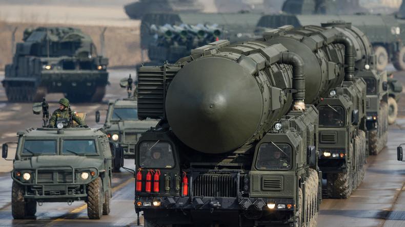 New Start : Moscou juge «inacceptable» la proposition américaine de gel des arsenaux nucléaires