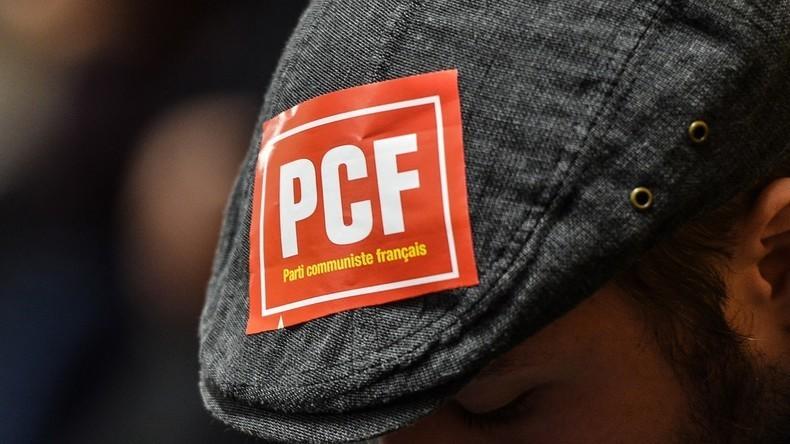 Paris : le PCF accuse «l'extrême droite» après un tag «collabo» inscrit sur le siège du parti