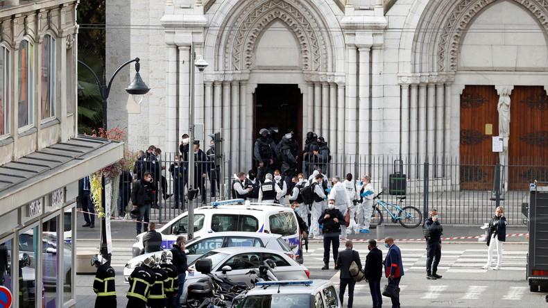 Attentat dans une basilique à Nice : l'heure à des «décisions fortes» ?