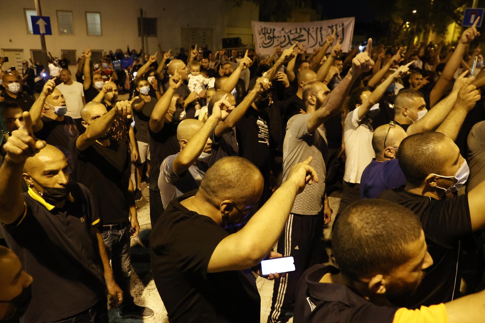 Manifestations en Israël et à Gaza contre les propos d'Emmanuel Macron sur Mahomet