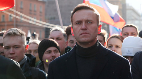 Alexeï Navalny (image d'illustration).