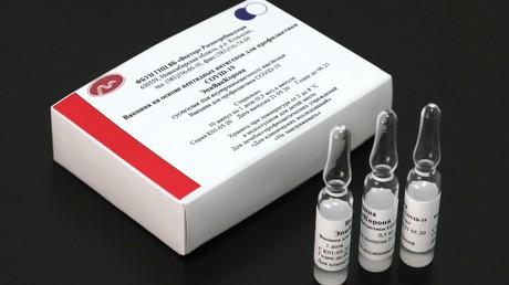 Vaccin EpiVacCorona développé par le centre étatique de recherche Vektor