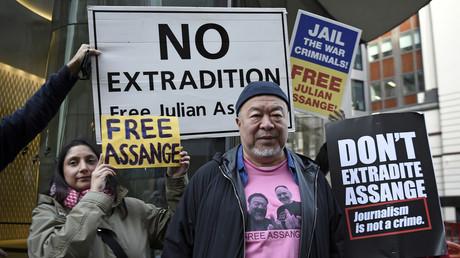 Assange : retour sur un «procès politique» crucial pour la liberté de la presse