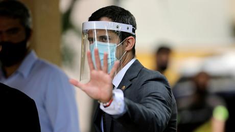 L'opposant politique vénézuélien Juan Guaido.
