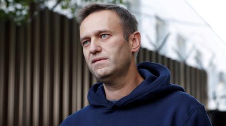 Alexeï Navalny en 2019 (image d'illustration).