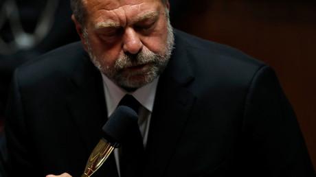 Eric Dupond-Moretti est le ministre de la Justice (image d'illustration).