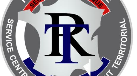 Logo du service central du renseignement territorial, police nationale (image d'illustration).
