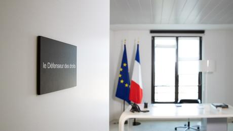 Le bureau du Défenseur des droits, à Paris, le 20 juillet 2020 (image d'illustration)