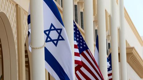 Israël et les Etats-Unis sont des alliés politiques sur la scène internationale (image d'illustration).
