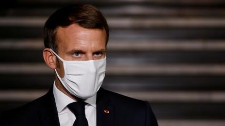 Emmanuel Macron, le 20 octobre 2020 (image d'illustration).