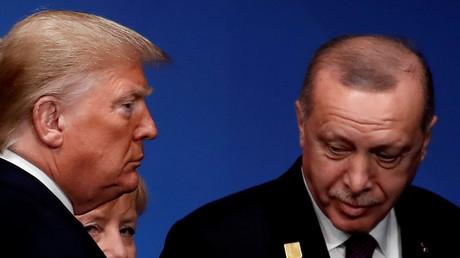 La relation entre les Etats-Unis et la Turquie s'est tendue (image d'illustration).