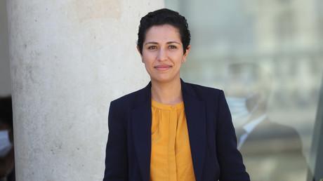 La secrétaire d'Etat à la Jeunesse, Sarah El Haïry (Image d'illustration).