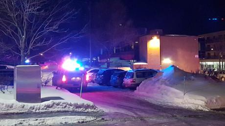Intervetion de la police à Québec en 2019 (image d'illustration).