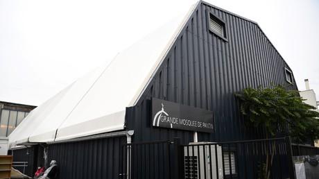 La mosquée de Pantin en octobre 2020