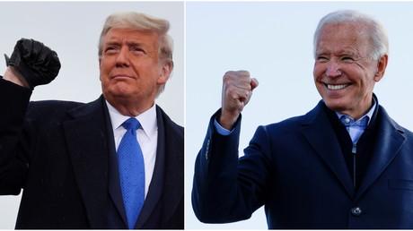 Donald Trump et Joe Biden poursuivent le bras de fer autour des résultats de la présidentielle américaine.