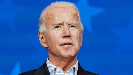 Joe Biden le 5 novembre (image d'illustration)