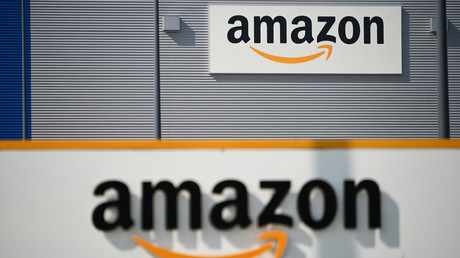 Une usine du géant américain du commerce électronique, Amazon, à Las Vegas (Nevada).