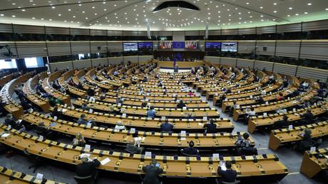 Le Parlement européen à Bruxelles (image d'illustration).