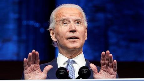 Joe Biden présente son équipe diplomatique lors de l'annonce du 24 novembre
