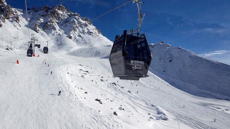 L'Allemagne veut interdire le ski dans toute l'Union européenne jusqu'en janvier (image d'illustration).
