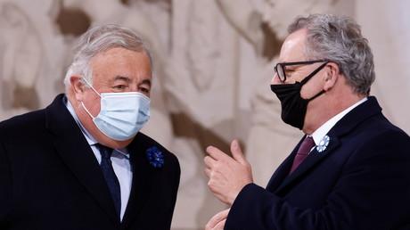 Gérard Larcher et Richard Ferrand s'opposent à l'initiative de Jean Castex (image d'illustration).
