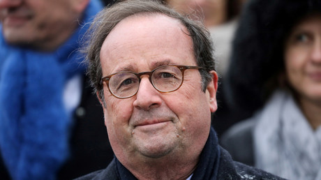 L'ancien président de la République François Hollande.