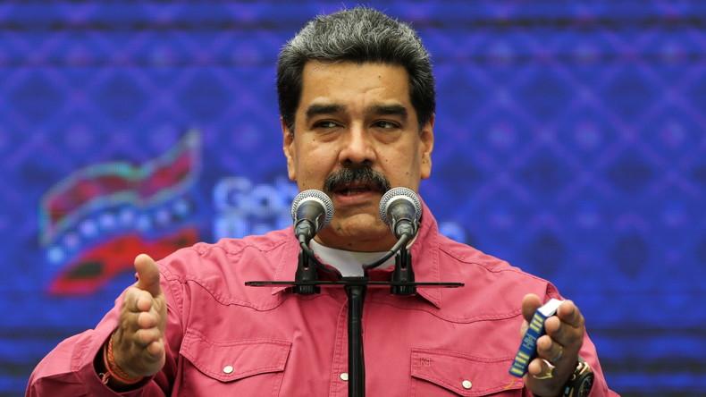 Venezuela : le parti du président Nicolas Maduro remporte les élections législatives