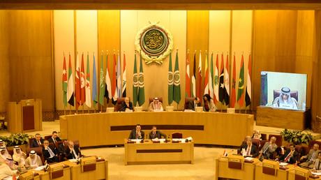 Rassemblement de la Ligue arabe en 2018 (image d'illustration).