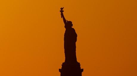 La statue de la Liberté (image d'illustration).