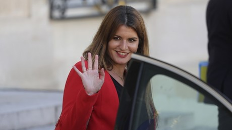 Marlène Schiappa en juillet (image d'illustration).